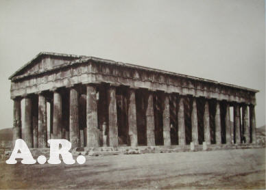 Greece antique vintage image