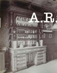 Albert Levy architecture americaine photo album