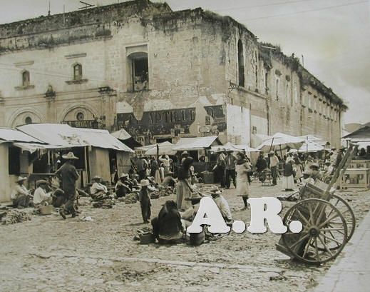 Latin america vintage picture
